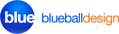 Logo of Blueball Design