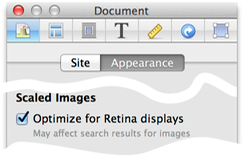 optimize retina