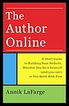 The Author Online Book Cover
